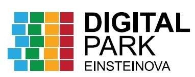 Digital Park Einsteinova - logo