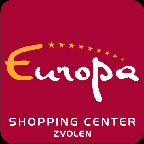 Europa shopping Zvolen - logo