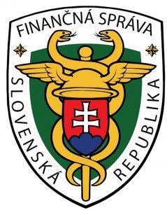 Financna sprava SR - logo