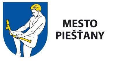 Mesto Piešťany - logo