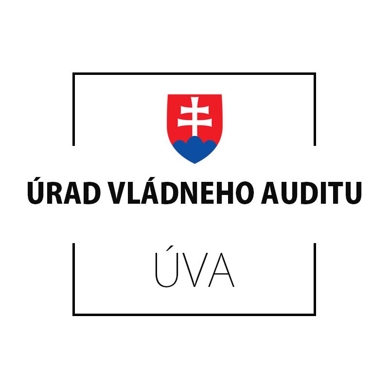Úrad vládneho auditu - logo