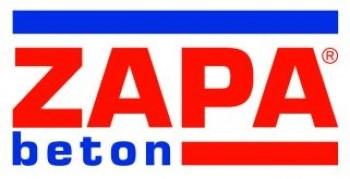 ZAPA beton - logo